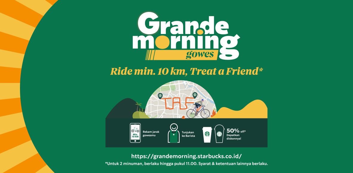 Starbucks Grande Morning Gowes