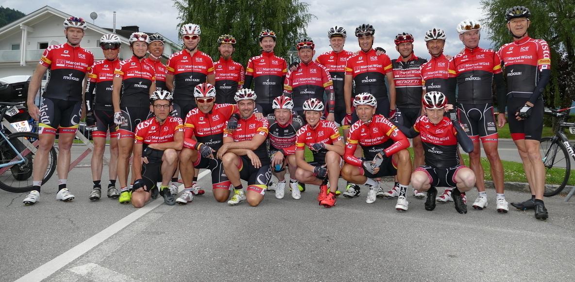 Casa Ciclista und Freunde  :-)