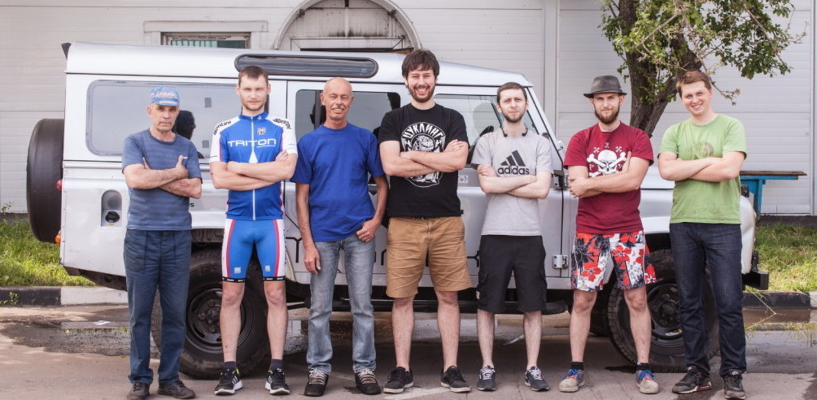 Triton Bike Owners (Tритон Владельцы)