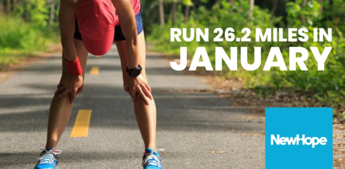 Running for New Hope