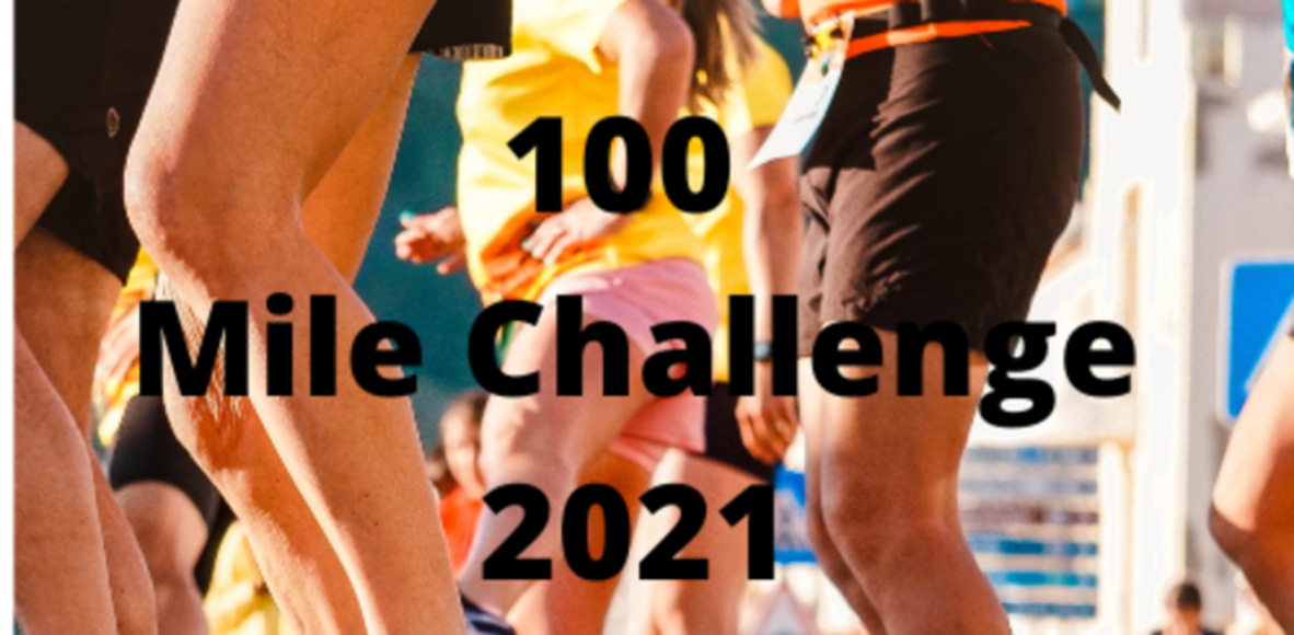 100 Mile New Year Challenge