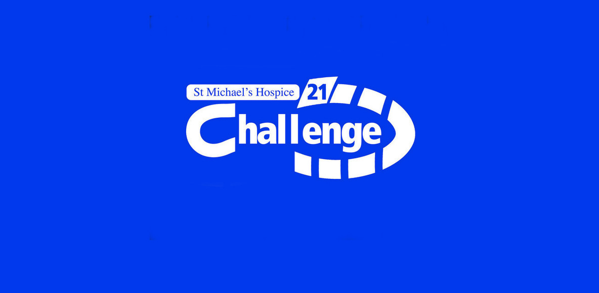 St Michael's Hospice 21 Day Challenge