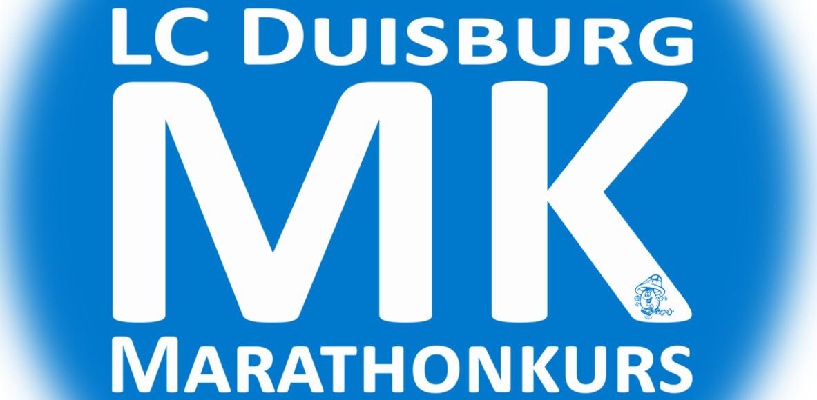LC Duisburg Marathonkurs