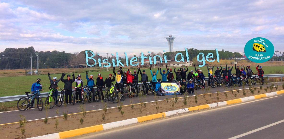 ABS Antalya Bisiklet Sevenler Grubu