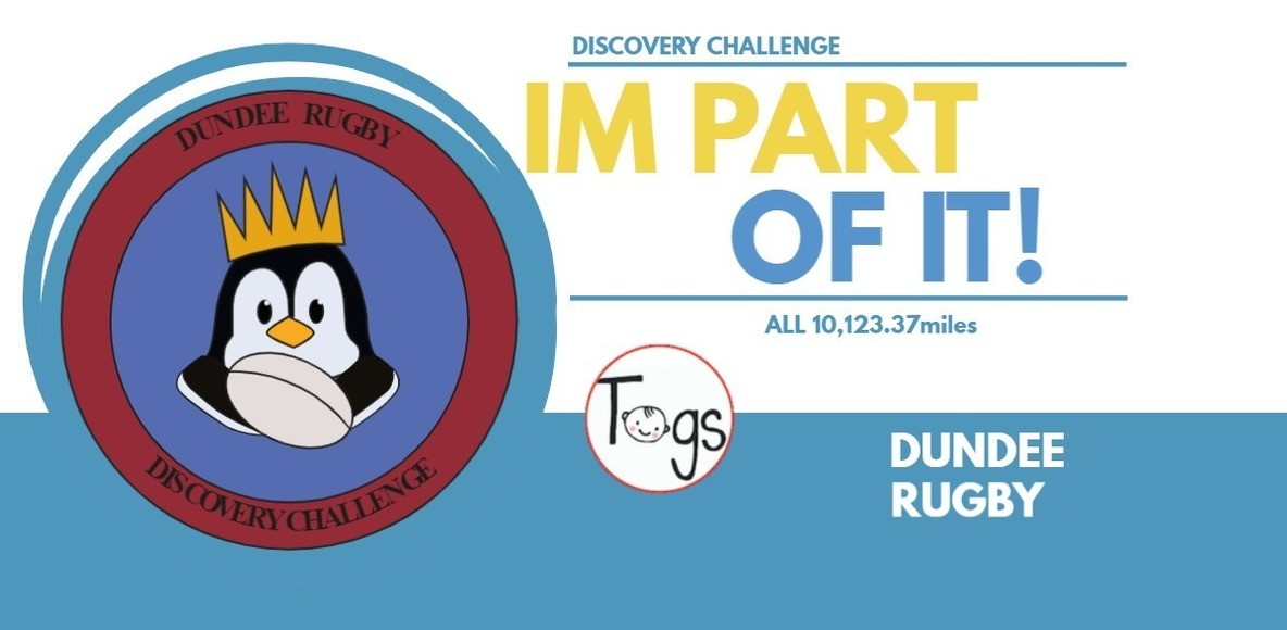 Dundee Rugby Tots Discovery Challenge (Cycling)