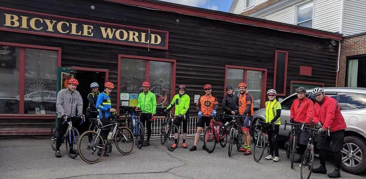 Bicycle World MA