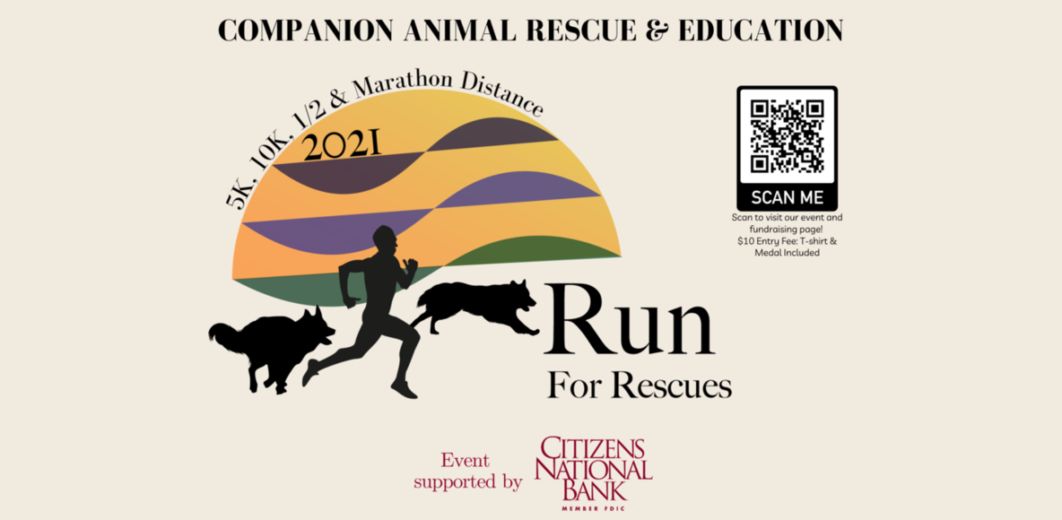 "CARE Jeff County ""Run for Rescues"""