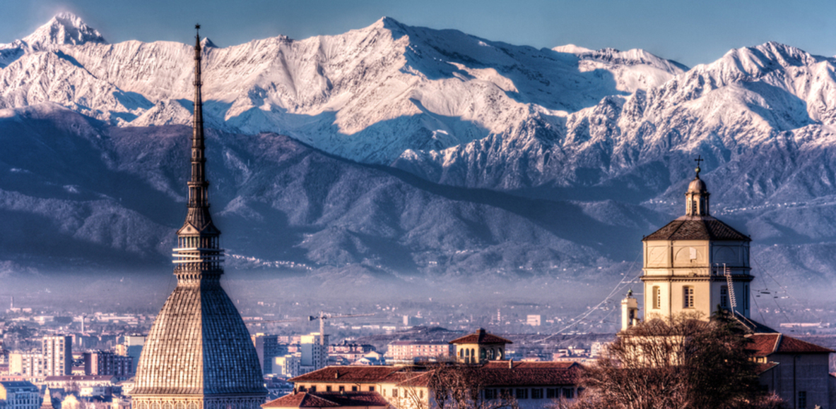 Why did you choose to go to Turin, Italy?