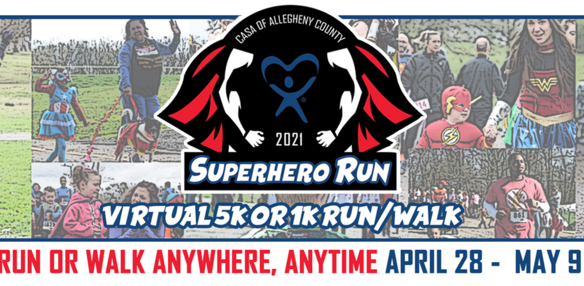 2021 Pittsburgh Superhero Run