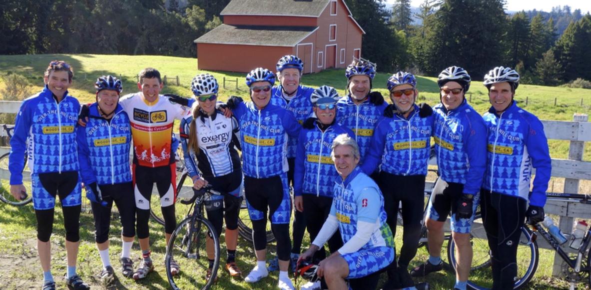 Over The Hill Bike Club
