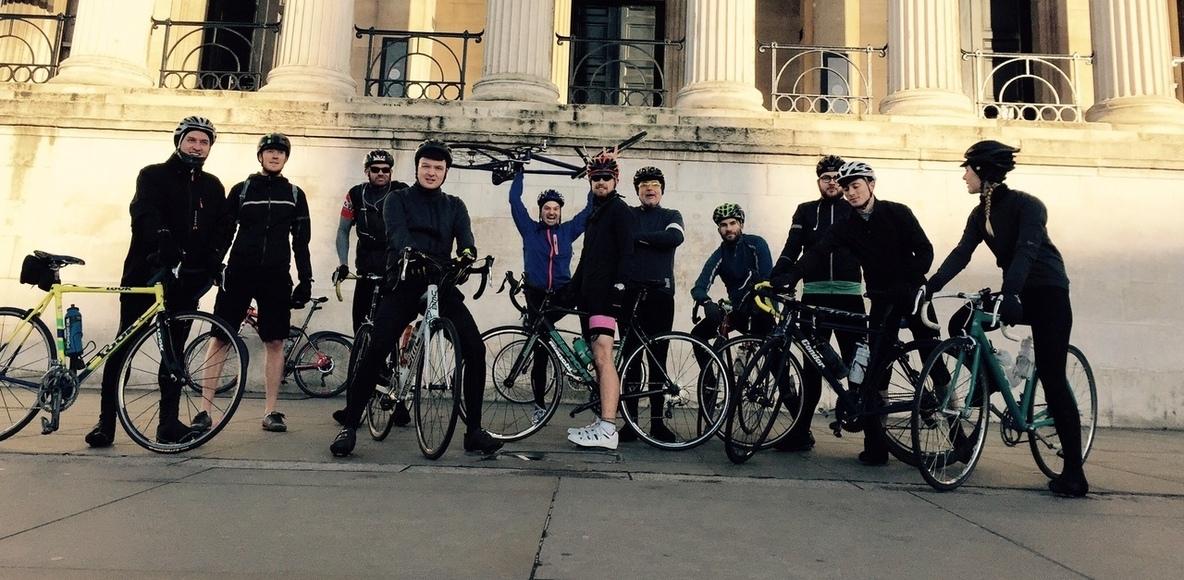 Great London Cycling