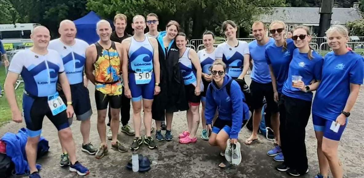 Lomond Swimming and Triathlon Club