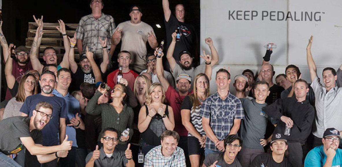 Riverside, California Club | Employees of Jenson USA on Strava