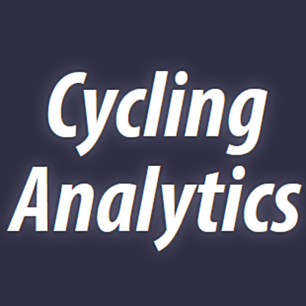 Cycling Analytics